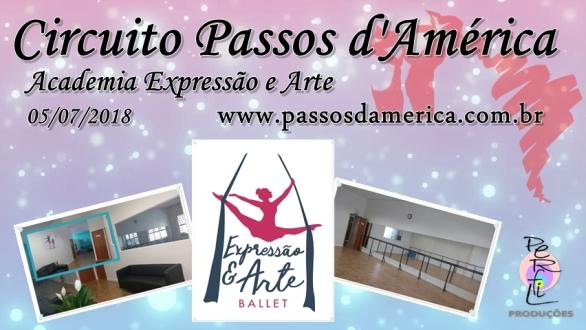 Expressão e Arte Ballet